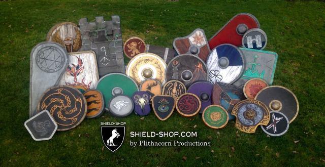 Shield-Shop 2014 Work